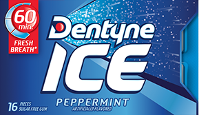 DENTYNE ICE Peppermint